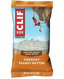 CLIF BAR Energy Bars Crunchy Peanut Butter single