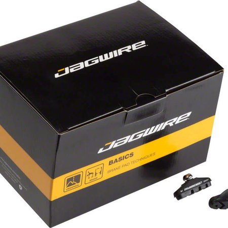 Jagwire Jagwire Basics Road Molded Brake Pads Threaded
