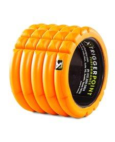 Trigger Point Grid Mini Foam Roller: Orange
