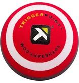 "Trigger Point Trigger Point MBX Massage Ball, 2.5"" diameter, Black/Red"