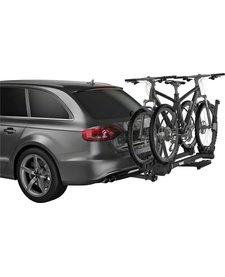 "Thule 9034XTB T2 Pro XT 2"" Hitch Rack: 2-Bike, Black"