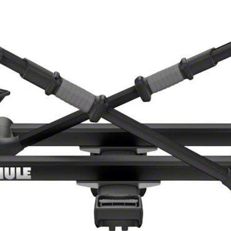 "Thule Thule 9034XTB T2 Pro XT 2"" Hitch Rack: 2-Bike, Black"