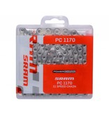 SRAM SRAM Chain PC-1170 HollowPin 120 links PowerLock 11-speed