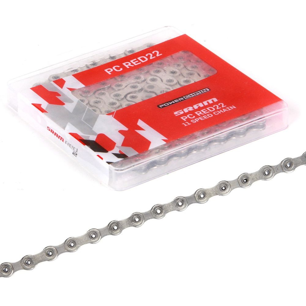 SRAM SRAM PC-1190R Hollow Pin Chain 11 114L Silver