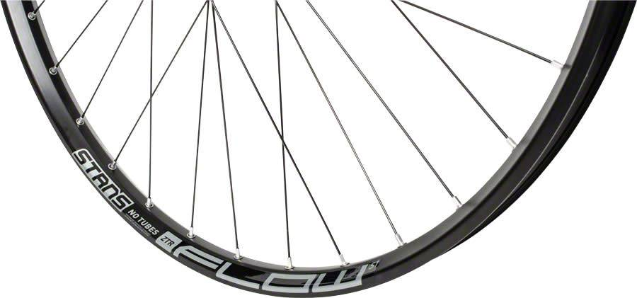 "Stan's No Tubes Stan's NoTubes Flow S1 Rear Wheel 29mm 27.5""  Boost 146 x 12 Shimano"