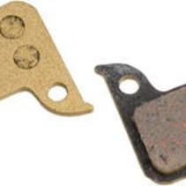 Jagwire Pro Alloy Backed Semi-Metallic Disc Brake Pads for SRAM