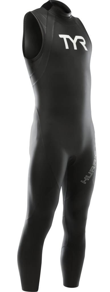 TYR TYR Men's Hurricane Cat1 Sleeveless Wetsuit