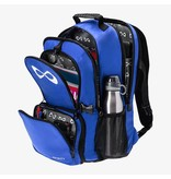 Nfinity Classic Luxe Back Packs Royal Blue/White Logo