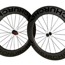 CHURCH Halo-88 Carbon Aero Wheelset