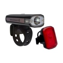 Blackburn Dayblazer 400 Front Click USB Rear Light Combo