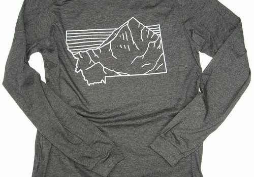Mountain State Long Sleeve