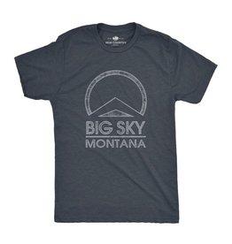 Big Sky Resort Logo Tee