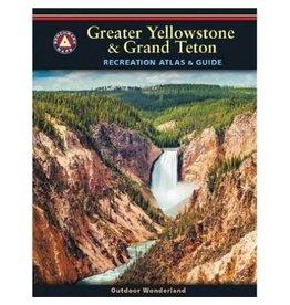 Yellowstone & Grand Teton Atlas