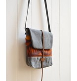 Western Bound Goods Waxed Canvas Mini Satchel