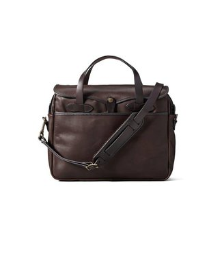 Filson Weather Proof Leather Original Briefcase