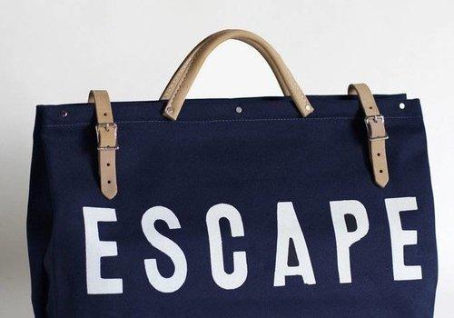 Forestbound Escape Canvas Utility Bag