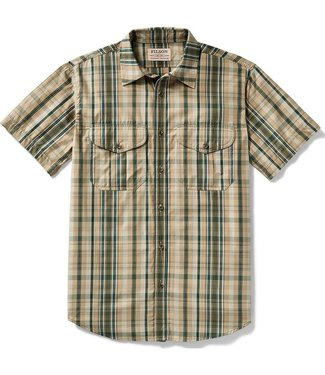 Filson SS Feather Cloth Shirt