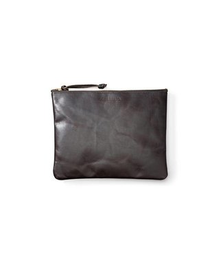 Filson Leather Pouch