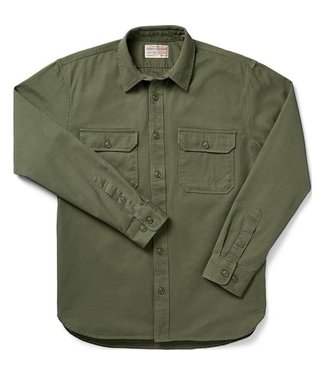 Filson 6 oz. Drill Chino Shirt