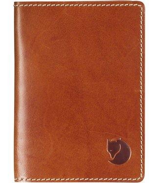 Fjallraven Leather Passport Cover