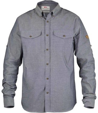 Fjallraven Ovik Chambray Shirt