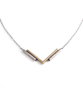 Studebaker Metals Lark Necklace