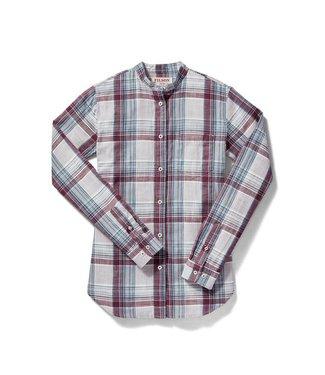 Filson Shelton Banded Collar Shirt