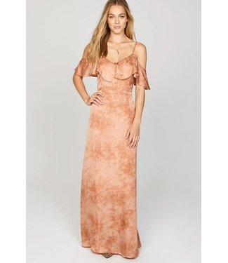 Amuse Society Lost Paradise Dress