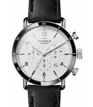 Shinola Canfield Sport Chrono 40mm