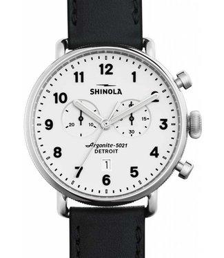 Shinola Canfield 43mm