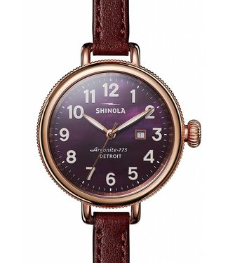 Shinola Birdy 3HD 34mm