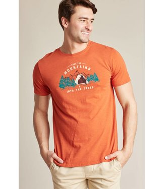 United By Blue Into The Trees Tee - Men's