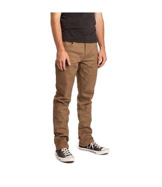 Brixton Brixton - Reserve 5-Pocket Pant - Dark Khaki