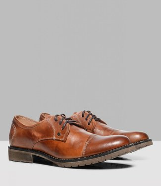 Bed|Stu Repeal - Cognac Rustic - Men's
