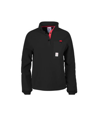 Topo Designs Mountain Fleece - Wmn's - Black
