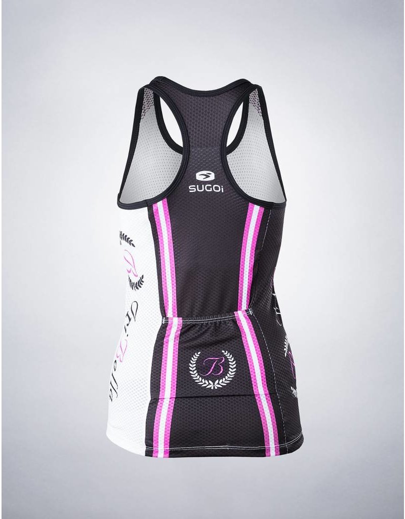 Sugoi TriBella Tri Tank Racing Stripe--FINAL