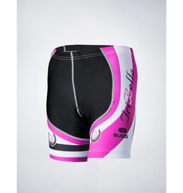 Sugoi TriBella Tri Short Racing Stripe- Small