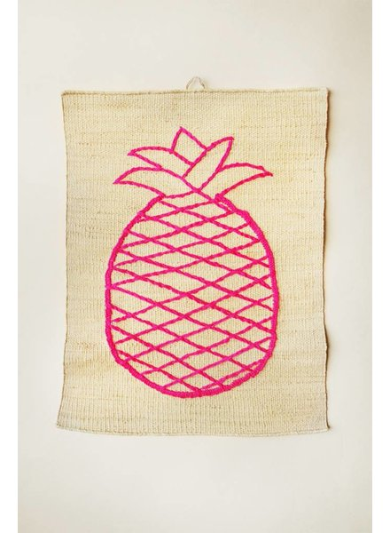 INDEGO AFRICA Indego Africa Pineapple Wall Hanging