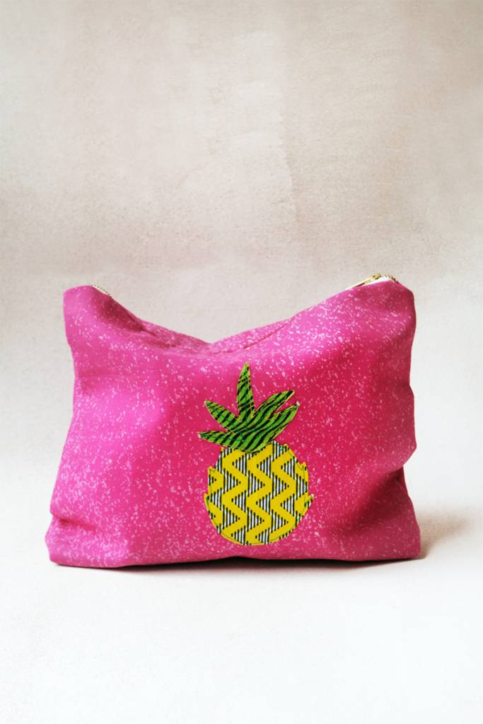 INDEGO AFRICA Indego Africa Pineapple Pouch