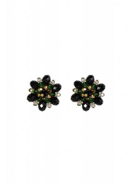 MEGAN PARK Megan Park Jewel Earring Stud