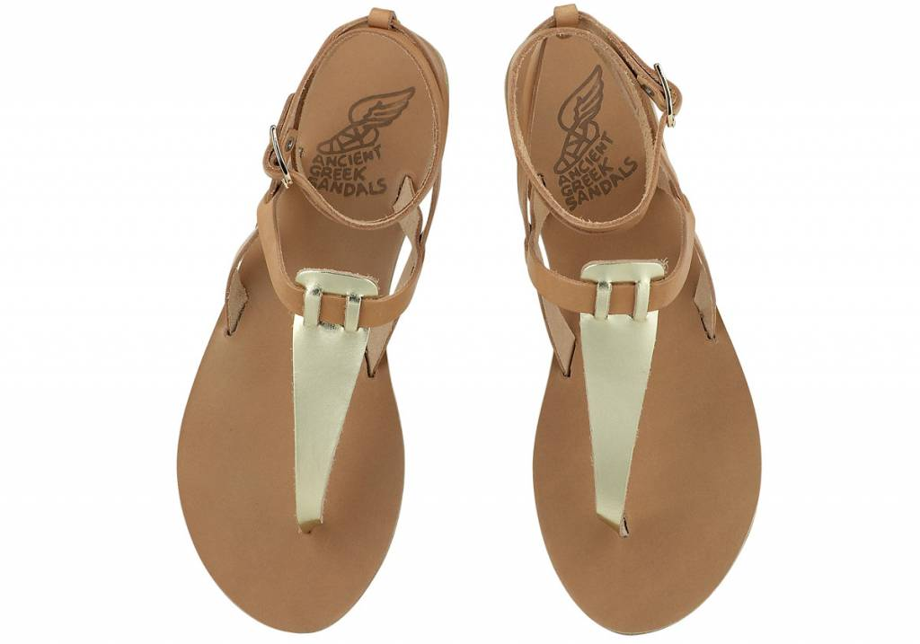 ANCIENT GREEK SANDALS Ancient Greek Sandals Estia
