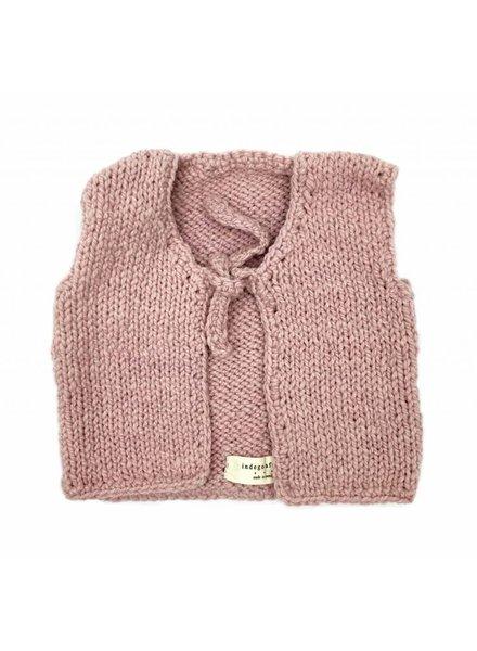 INDEGO AFRICA Indego Africa Organic Wool Vest