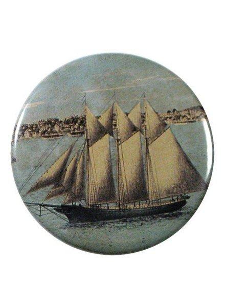 JOHN DERIAN John Derian Ship Mirror & Pin
