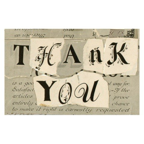 john derian john derian thank you postcard dake s shoppe