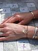 SCOSHA Scosha Sun Rays Cuff in Brass
