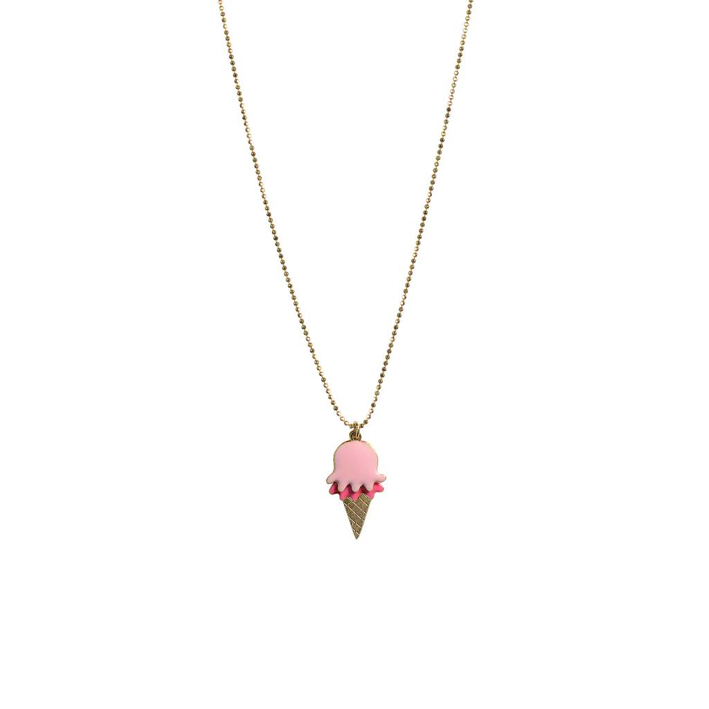 TITLEE Little Titlee Ice Cream Necklace