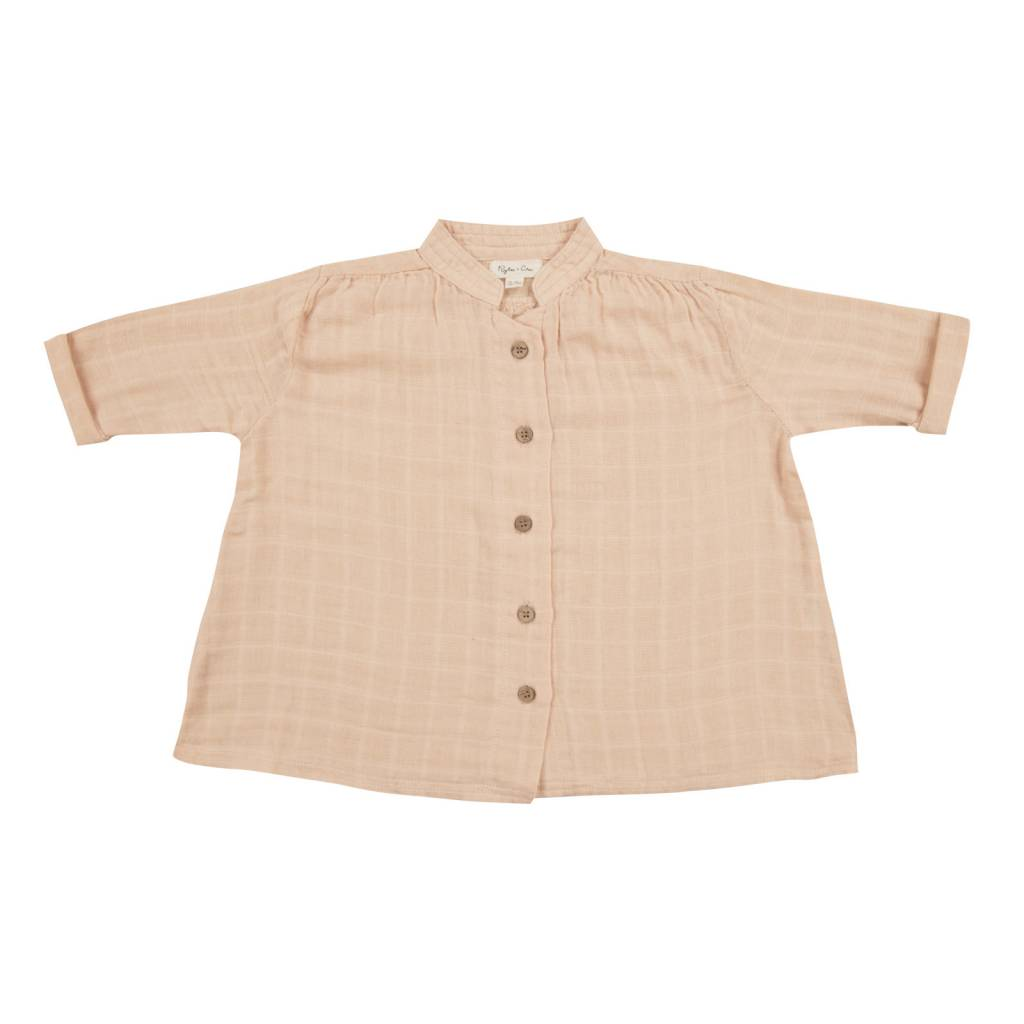 RYLEE & CRU Rylee and Cru Button Shirt Dress