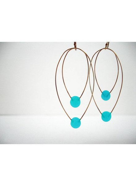 VERRE Verre Aerie Medium Earring