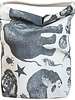 LUCKY FISH Lucky Fish Canvas Lunch Bag