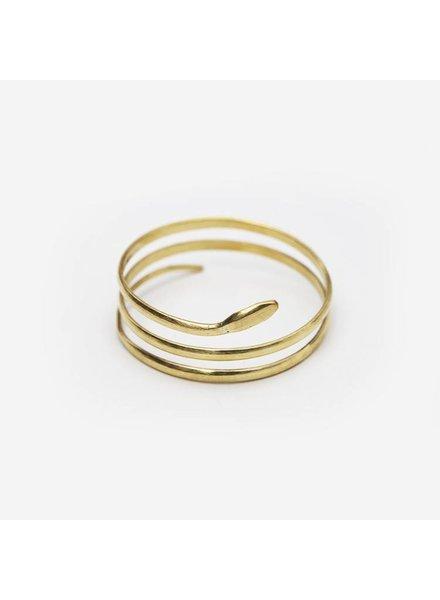 MEYELO Meyelo Coil Bracelet